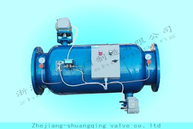 全自动反冲洗过滤器的主要功能非常适合节水灌溉