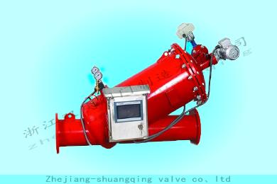 全自动清洗过滤器在船舶上的应用大大缓解了污染问题